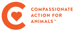 Compassionate Action for Animals logo